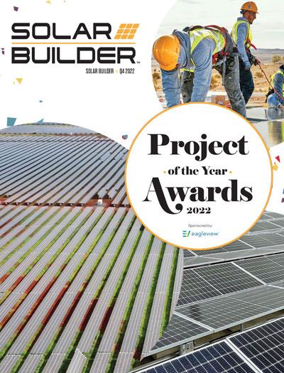 Solar Builder Magazine